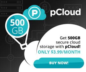 pCloud Premium